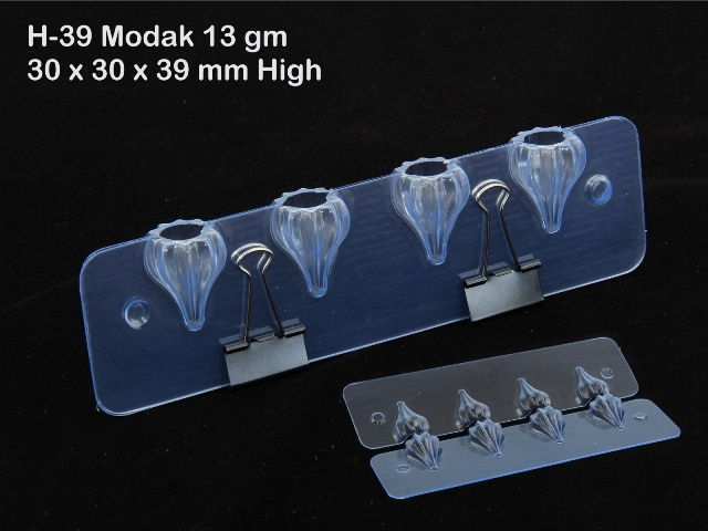 Ganpati Mould 170 x 150 x 160 mm - Neeyog Packaging